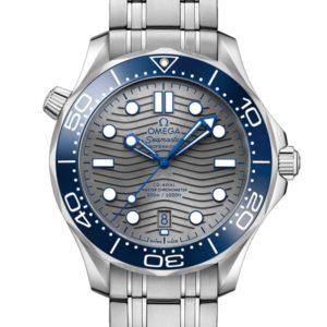 Omega Seamaster Diver 300M Master Chronometer Watch