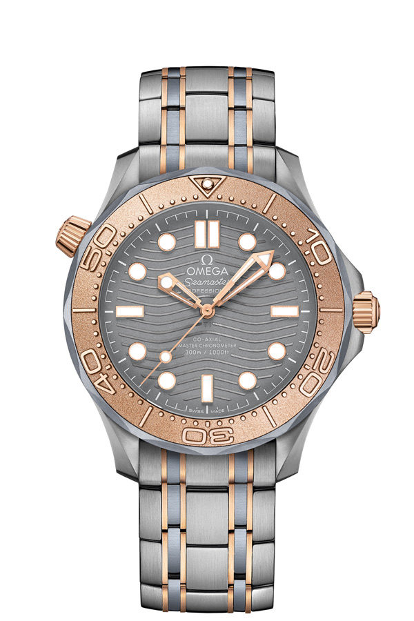 Omega Seamaster Diver 300M Limited Edition