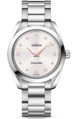 Omega Seamaster Aqua Terra 150m Quartz 28mm