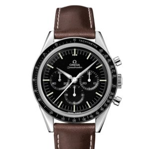 Omega Speedmaster Moonwatch - First Omega in Space