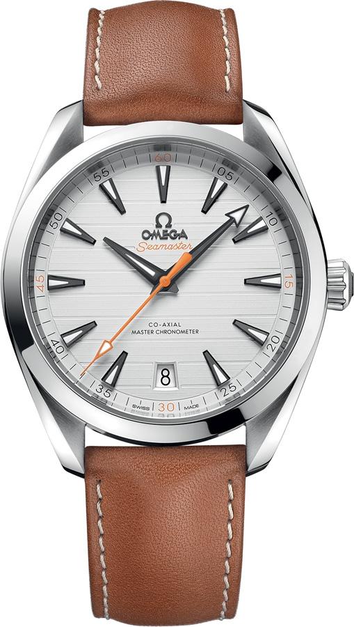Omega Seamaster Aqua Terra Master Co-axial mens watch