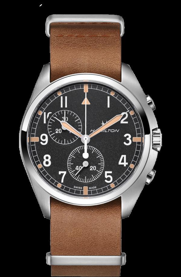 Hamilton Khaki Aviation Pilot Pioneer watch