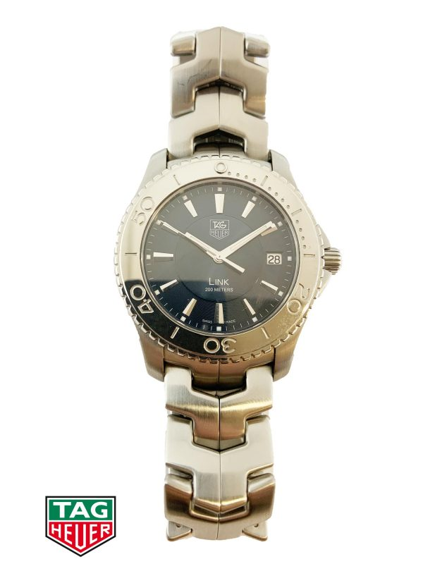 Pre Owned TAG Heuer Link Watch WJ1112.BA0570
